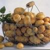 Kā tīrīt jaunos kartupeļus