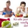 Kā sākt jaunu, veselīgu dzīvi