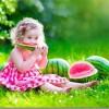 Jautri un noderīgi produkti mūsu bērniem un mazbērniem šai vasarai