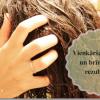 Sāls pīlings galvas ādas un matu veselībai