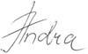 Andras paraksts