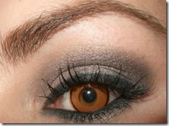 Jaungada nakts make-up
