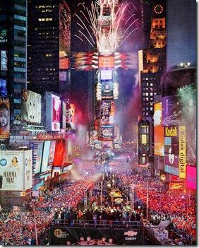 Kur sagaidīt Jauno gadu