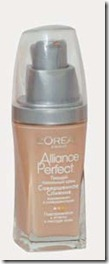 L oreal Alliance Perfect tonalais krems