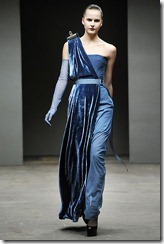 Richard_Nicoll_Long_Blue_Dress
