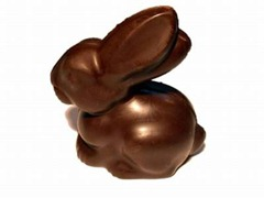 šokolādes zaķis