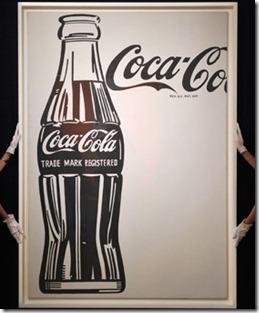 "Endija Vorhola ""Coca Cola"""