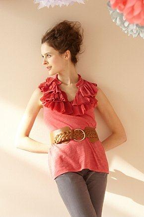 ...Under Look) - стиль, комбинирующий различные простые элементы одежды...