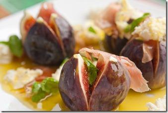 vīģu salāti