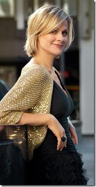 L`Oreal modele Kari Sciera