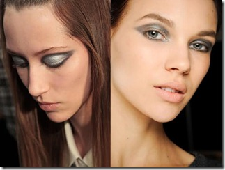smoky eyes make-up 2011