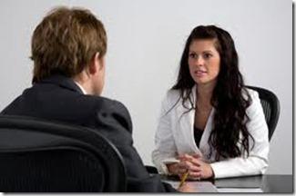 darba intervija