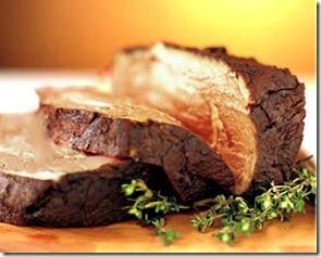 gaļas cepšana