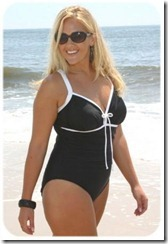 Swimwear for the Curvy Figure