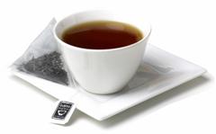 tēja paciņās