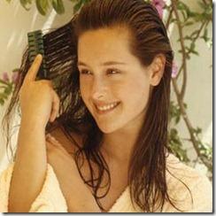 matu kopšana