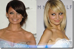 Reality Star Nicole Richie. (Photo by Getty Images)
