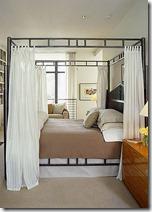 gultas baldahins