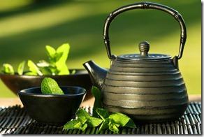 zaļā tēja