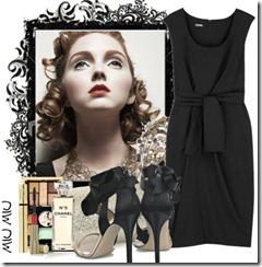 Mazā melnā kleitiņa