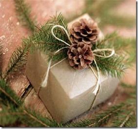 dāvanas iesaiņošana