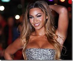 dziedātājas Beyonce diēta