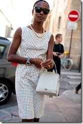 Polka Dot Dress at Ann Demeulemeester