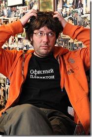 Дизайнер А.Лебедев принял участие в программе К.Собчак «Будни Барабаки»