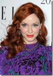 Christina Hendricks 2012