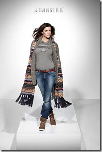 Fashion Trends fall winter 2012-13, Gaastra women