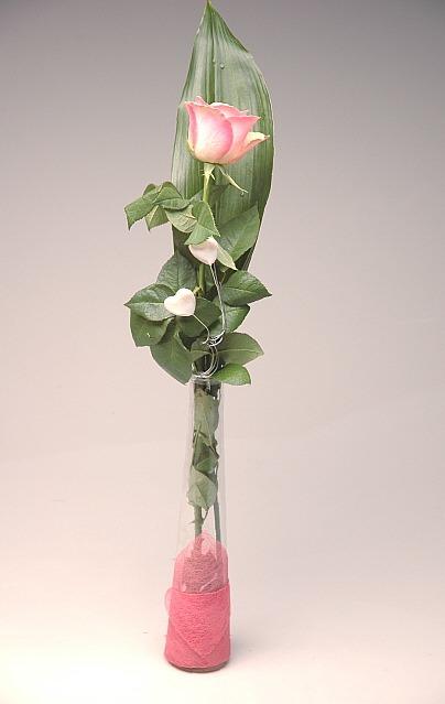 Ваза для розы своими руками 287