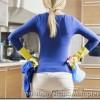 Kā iemīlēt mājas uzkopšanas procesu